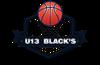 Under 13 Black Training