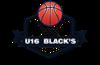 Under 16 Black Training